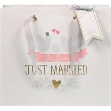 Artebene Tasche Just Married 200901 28x25x11cm