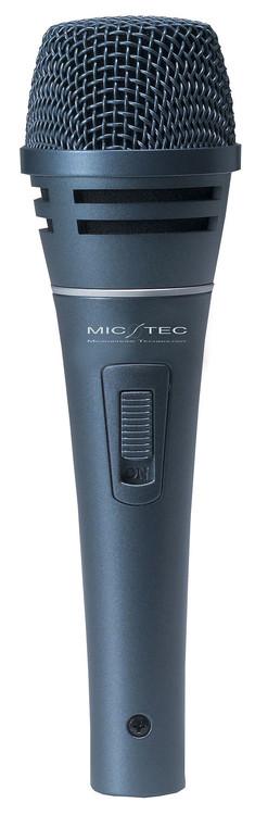 MIC TEC M2 Mikrofon Neodymium für Sprache und Gesang