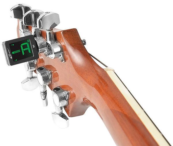CAREER B-2 Tuner Stimmgerät für Gitarre und div. Saiteninstrumente