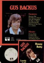 Backus Gus - Rare Caro LP, Gestern-Heute mit Bonus-Single