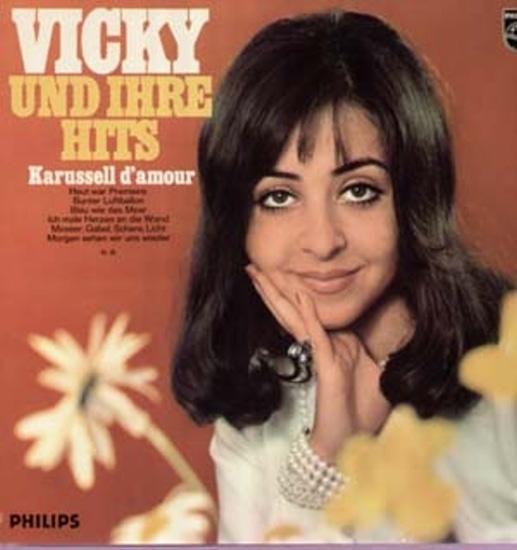 Vicky Leandros, Vicky und Ihre Hits - Triple FOC LP