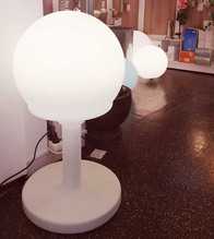 Dekorative LED Kugel Gartenleuchte Big Bubble Sompex