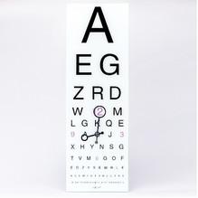 Wanduhr Eyesight Quarzuhr Sehtafel von Nextime 3067