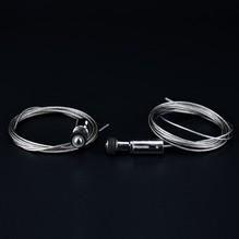 Pendelsatz für Deckenleuchten Seile für Aufhängung Abhängeset 1-444000-01 Ibv