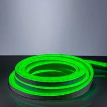 Neon Flex 6m LED Lichtschlauch grün außen Neonflex