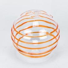 Ersatzglas Lampenschirm aus Glas G4 GY6.35 G9, Kugel