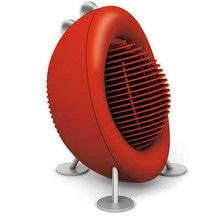 Stadler Form Ventilator Heizlüfter Max Rot