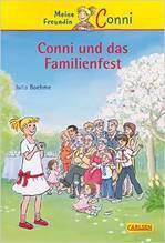 Boehme; Conni und das Familienfest