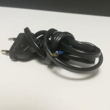 Euro anschlusskabel zuleitungskabel schwarz 90cm 600x600