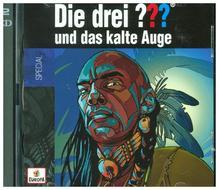 Die drei ??? - Und das kalte Auge, 2 Audio-CDs