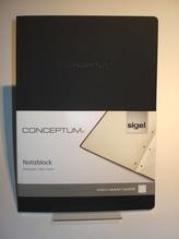 Sigel Notizbuch A4