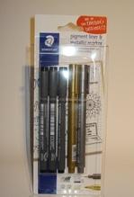 Pigmentliner-Set