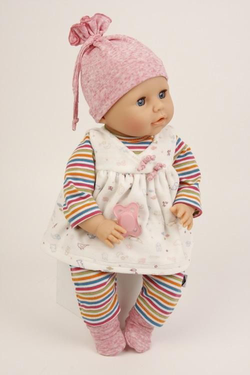 Babypuppe Amie
