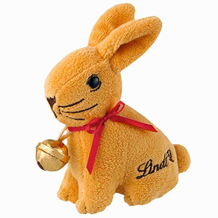 "Lindt ""Mini Plüsch-Goldhase"""