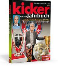 Kicker Fußball Jahrbuch 2013