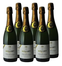 Aktion 5+1: Bouvet-Ladubay Chardonnay Blanc Brut