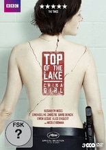 Top of the Lake: China Girl, 2 DVD