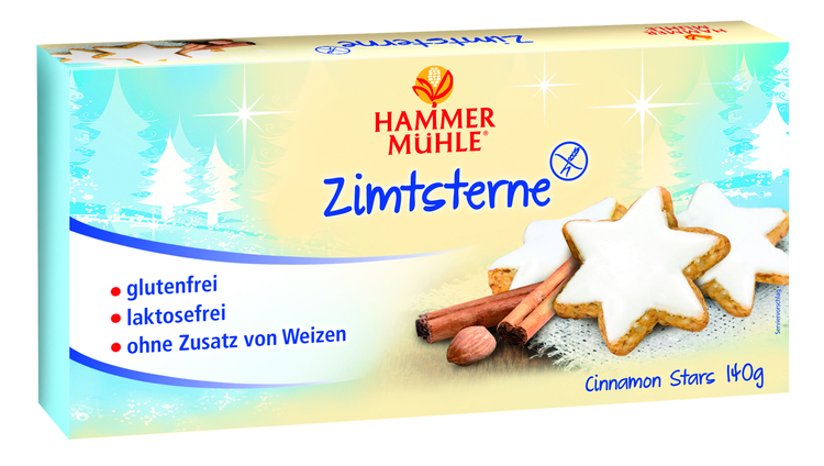 Hammermühle Zimtsterne