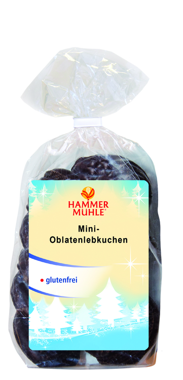 Hammermühle Mini-Oblatenlebkuchen