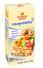 Hammermühle Lasagneblätter 250g