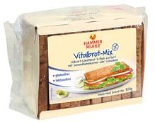 Hammermühle Vitalbrot-Mix 10x50g