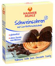Hammermühle Schweinsohren in ZB-Schokolade 2x60g