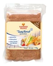 Hammermühle Toastbrot, laktosefrei