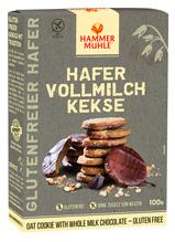 Hammermühle Hafer Vollmilch Keks 100g