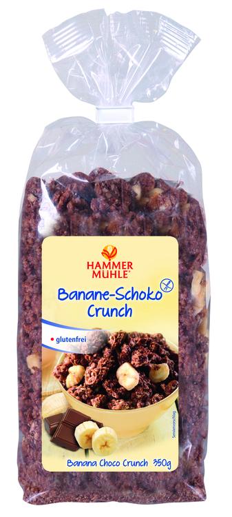 Hammermühle Banane-Schoko-Crunch 350g