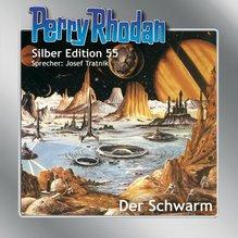 Perry Rhodan Silber Edition - Der Schwarm, 15 Audio-CDs   Kneifel, Hans; Darlton, Clark