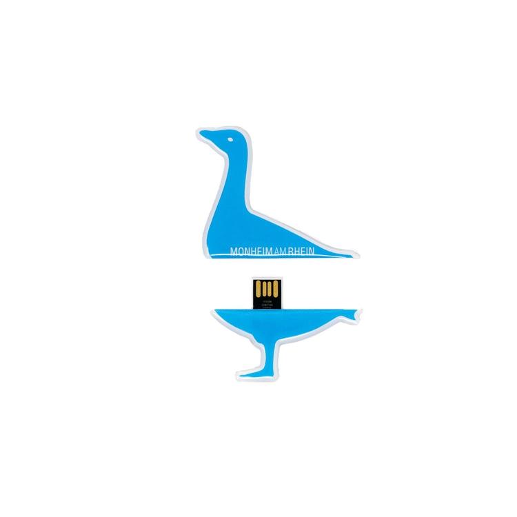 USB-Stick als Monheimer Schnattergans