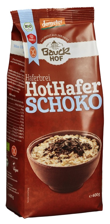 Bauck Hof Hafer Schoko