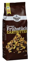 Bauck Knusper Frühstück Zartbitter