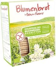 Le pain des fleurs Blumenbrot Buchweizen