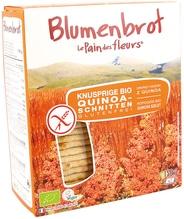 Le pain des fleurs Blumenbrot Quinoa