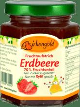 Birkengold Erdbeer Fruchtaufstrich