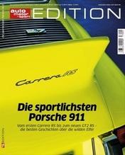 Die sportlichsten Porsche 911