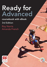 Ready for Advanced - Coursebook with ebook and MPO - without Key