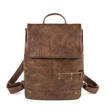 ZWEI Vintage Rucksack VR13 brown
