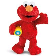 Nici Kuscheltier 'Sesamstraße Monster Elmo', 35 cm