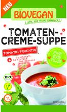 Biovegan Tomaten-Creme-Suppe