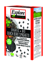 Explore Cuisine Schwarze Bohnen Spaghetti