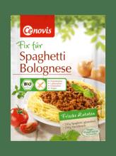 Cenovis Fix für Spaghetti Bolognese