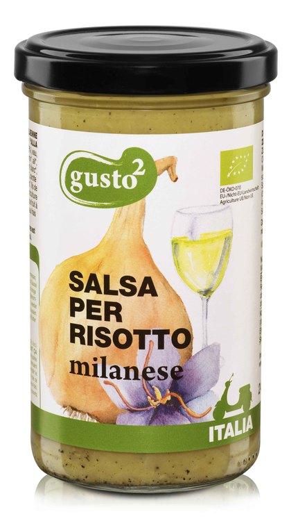 gusto² - Salsa per Risotto milanese
