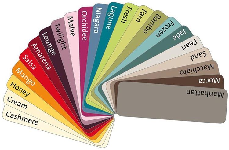 Trendfarbe - Wool 2,5 Liter