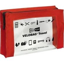 Veloflex Reißverschlusstasche Travel 2705321 230x160mm ro
