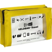 Veloflex Reißverschlusstasche Travel 2705310 230x160mm ge