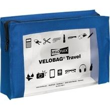 Veloflex Reißverschlusstasche Travel 2705351 230x160mm bl