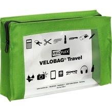 Veloflex Reißverschlusstasche Travel 2705341 230x160mm gn