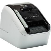 Brother Etikettendrucker QL800ZG1 grau